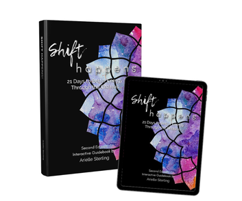 Shift Happens! 21 Days to Better Energy Through the Chakras Book